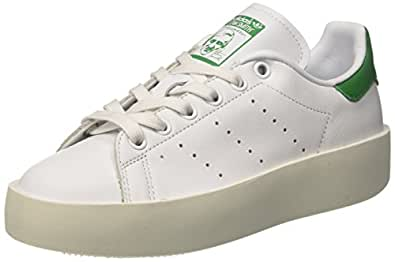 adidas stan smith bold baskets femme chaussures et sacs. Black Bedroom Furniture Sets. Home Design Ideas