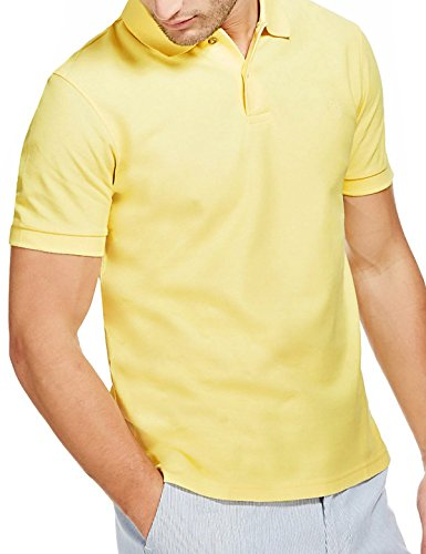marks-and-spencer-polo-homme-jaune-large