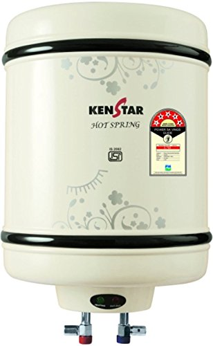 Kenstar Electric Hot Spring Water Geyser (25L, White, KGS25W5M)