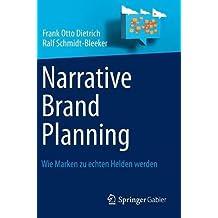 Narrative Brand Planning: Wie Marken zu echten Helden werden
