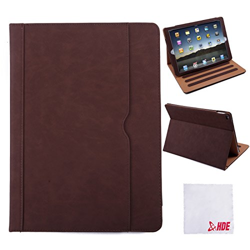 hde-ipad-pro-case-folding-leather-flip-stand-magnetic-cover-for-apple-ipad-pro-129-brown