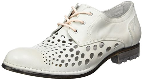 Goldmud  Kolpino Summer Lady, Derby femme Multicolore - Mehrfarbig (casta white/coquille)