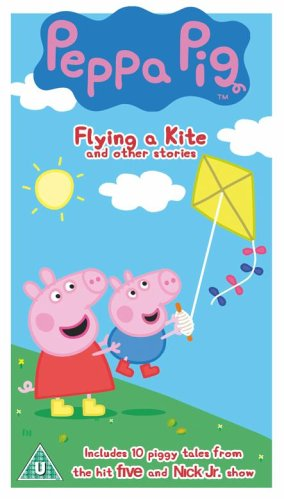 Price comparison product image Peppa Pig: Flying A Kite And Other Stories [VHS]