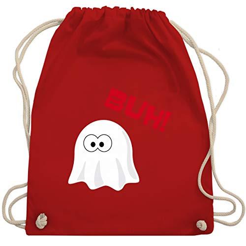 Halloween - Kleiner Geist Buh süß - Unisize - Rot - WM110 - Turnbeutel & Gym Bag