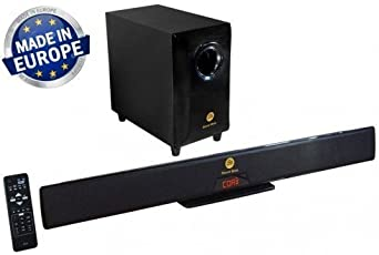 Sound Boss PS-110 4.1 CHANNEL 11000 PMPO Sound Bar Speaker