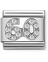 Nomination Women Stainless Steel Bead Charm - 330304/21