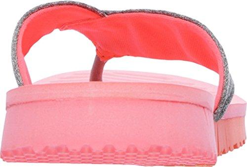 SKECHERS Damen - Go Flex SOLANA 14262 - gray hot pink Grau