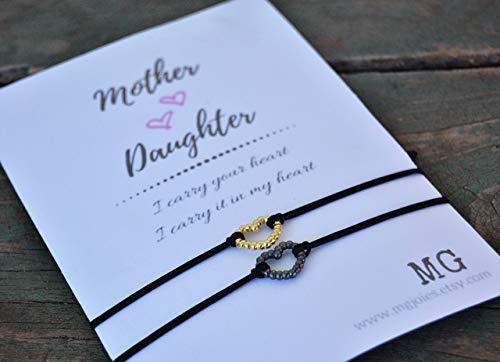 Passende Mutter Tochter Armband Mütter Tag Geschenk