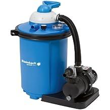 Speed Clean 40100 Comfort 75 - Bomba de agua automática (temporizador integrado)