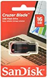 SanDisk Cruzer Blade USB-Flash-Laufwerk 16GB