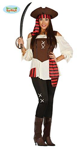 Piraten Kostüm für Damen , (Schwarze Piraten Königin Kostüm)