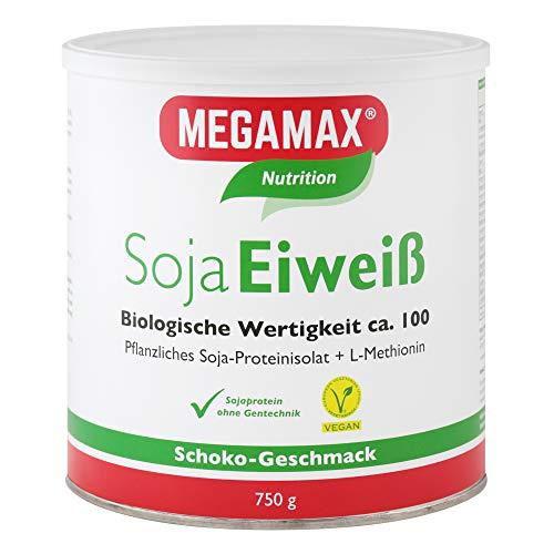 MegaMax Soja Eiweiß Schokolade, 750 g -
