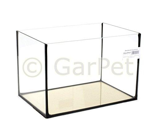 Aquarium Becken rechteckig standard Größen Glasbecken Glas Aquarienbecken (30x20x20) (Kunststoff Aquarium)