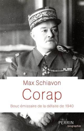 Corap : Bouc émissaire de la défaite de 1940 par From Librairie Académique Perrin