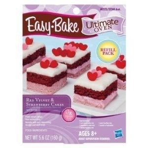 easy-bake-ultimate-oven-red-velvet-strawberry-cakes-refill-pack-by-easy-bake