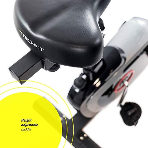 Zoom IMG-3 techfit b470 bicicletta di fitness