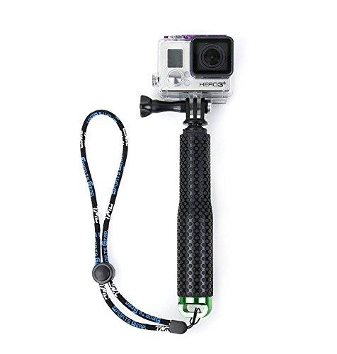 Flycoo Selfie Palo Monopod acción cámara Gopro héroe