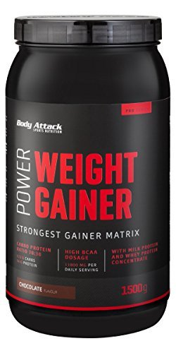 Body Attack Power Weight Gainer 1.5 kg