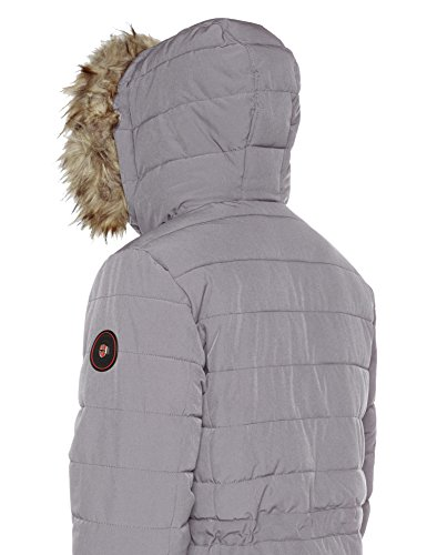 Geographical Norway Herren Parka Casimire Grau (Hellgrau)