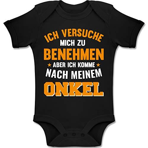 Shirtracer Sprüche Baby - Ich versuche Mich zu -