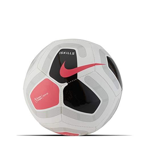 Nike English Premier League Skills Balón Fútbol Sala Infantil, Juventud Unisex, Blanco White, 1
