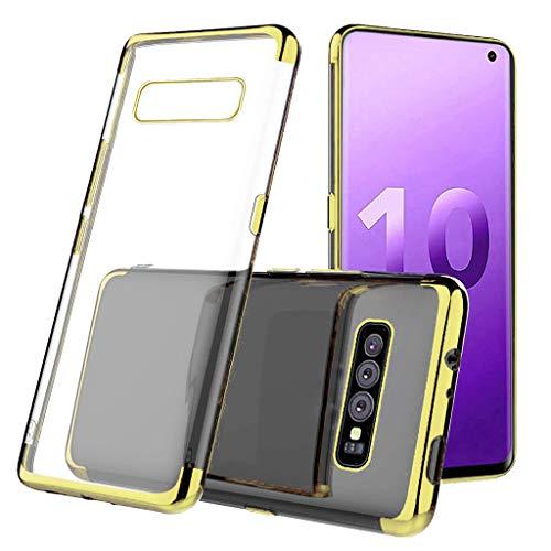 Das beste Zubehör für Samsung S10 !!! Beisoug 6,0 Zoll klarer Fall stoßsicherer TPU-Gel-Telefonabdeckungsfall (5. Generation Ipod-wasser-fall)