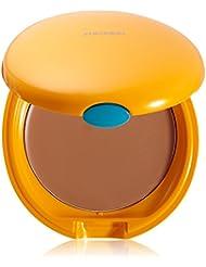 Shiseido Sonnenmakeup femme/woman, Tanning Compact Foundation SPF 6 Nummer Honey, 1er Pack (1 x 12 ml)