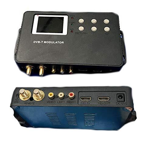 Shine Modulatore Digitale Terrestre DVB-T SHMD100/HD con doppia presa HDMI e connessione RCA