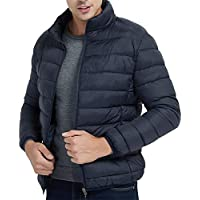 Cebbay Liquidación Abrigo de algodón de los Hombres Chándales Chaqueta Al Aire Libre otoño Invierno cálido y Casual