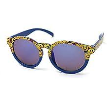 gafas sol rosas - Azul - Amazon.es