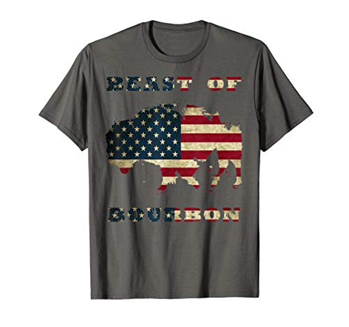 Beast of Bourbon drinking shirt for Men Women T-Shirt (Wild Turkey-shirt)