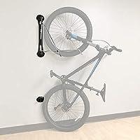 Steadyrack MTB - Soporte de Pared para Bicicleta de montaña, Color Negro, Talla única