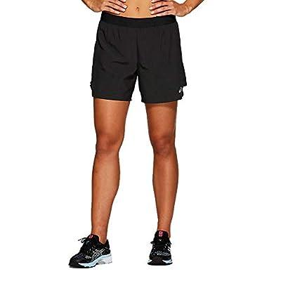 "ASICS 2-in-1 5.5"" Women's Running Shorts - AW19"