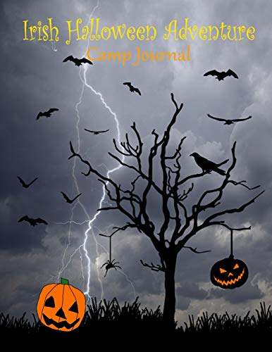 nture: Camp Journal, Comic Storyboard To Write and Draw Halloween Adventures, Stories And Experience, Dimension 8.5x11
