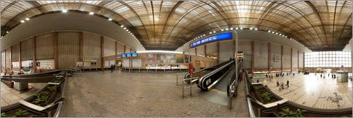 stampa-su-legno-120-x-40-cm-austria-vienna-old-sudbahnhof-lower-bridge-in-the-hall-di-ernst-michalek