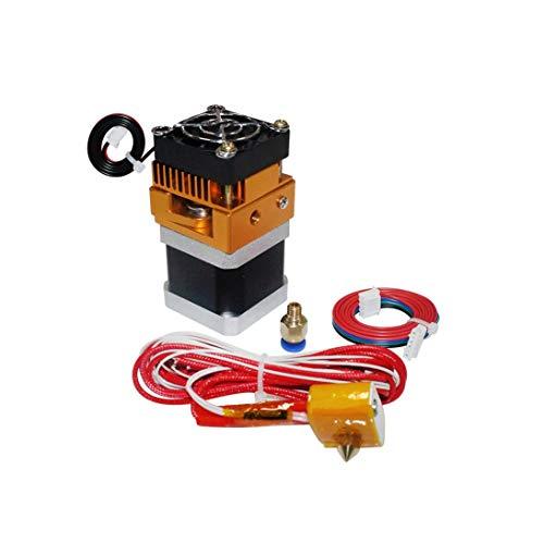 WEIHAN Nema17 Schrittmotor 42 Motor Nema 17 Motor 42BYGH 17HS4401 Motor mit MK8 Extruderkopf J-Kopf Hotend 0,4 mm Düsensatz - Nema Netzteil