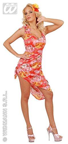 Widmann wdm77093–Kostüm für Erwachsene Hawaii, mehrfarbig, L
