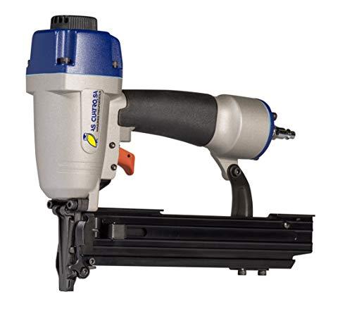 Grapadora Neumática LU 9040 KT - Grapa 90 + 600 Grapas