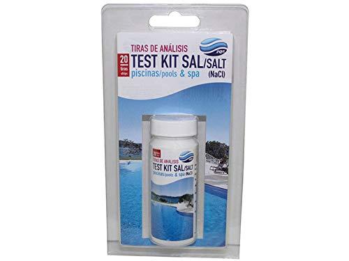 PQS Test Kit von SAL 20 Stück verschiedene (Teststreifen Salz-pool)