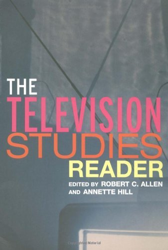 The Television Studies Reader (2003-12-04) par unknown author