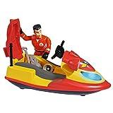 Simba 9251662 - Feuerwehrmann Sam Juno...Vergleich