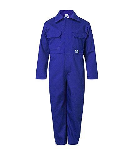 Blue Castle 333 - Tuta protettiva Tearaway, per ragazzi, blu, 333