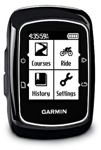 Garmin Edge 200 GPS Fahrradcomputer (hochempfindliches GPS, Tracknavigation,