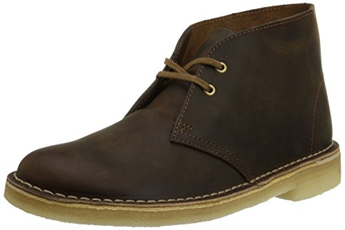 Clarks Desert Bottines Beeswax Leather