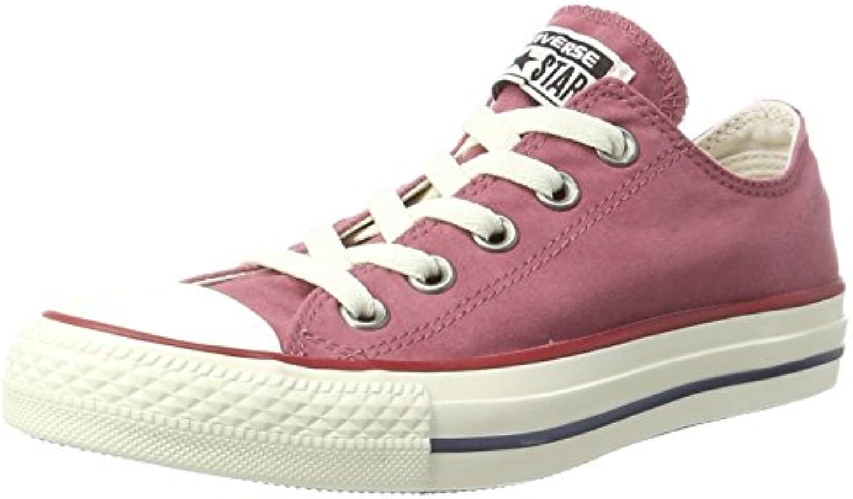Converse Unisex Erwachsene CTAS OX Port/Garnet/Egret Sneaker  Billig und erschwinglich Im Verkauf