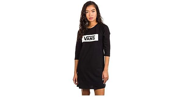 6a59731fd86 Dress Vans Open Road Raglan Dress  Amazon.co.uk  Clothing