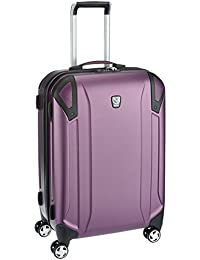Eminent Securelite Polycarbonate 69 cms Purple Hardsided Suitcases (6840 - PP)