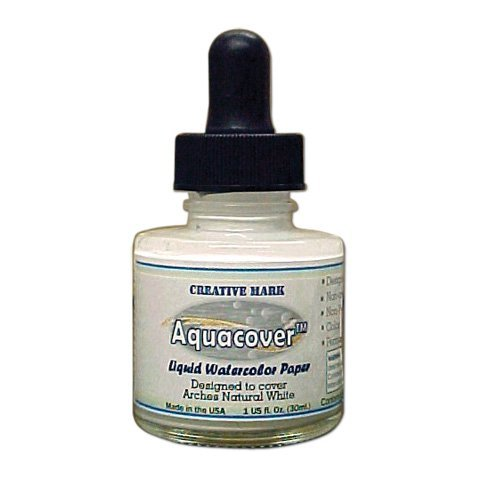 aquacover-liquid-watercolor-paper-arches-natural-white-1-oz-bottle-by-creative-mark