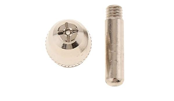joyMerit Luft Plasma Elektroden D/üsen Plasmaschneider Zubeh/ör Aus Hochwertigem
