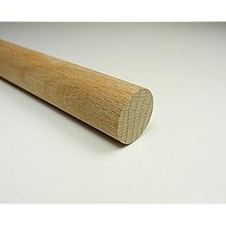 Amco Rundstab Buche 3 mm 100 cm Länge Holzdübel Dübelstangen